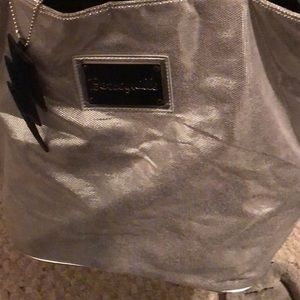Silver betseyville purse